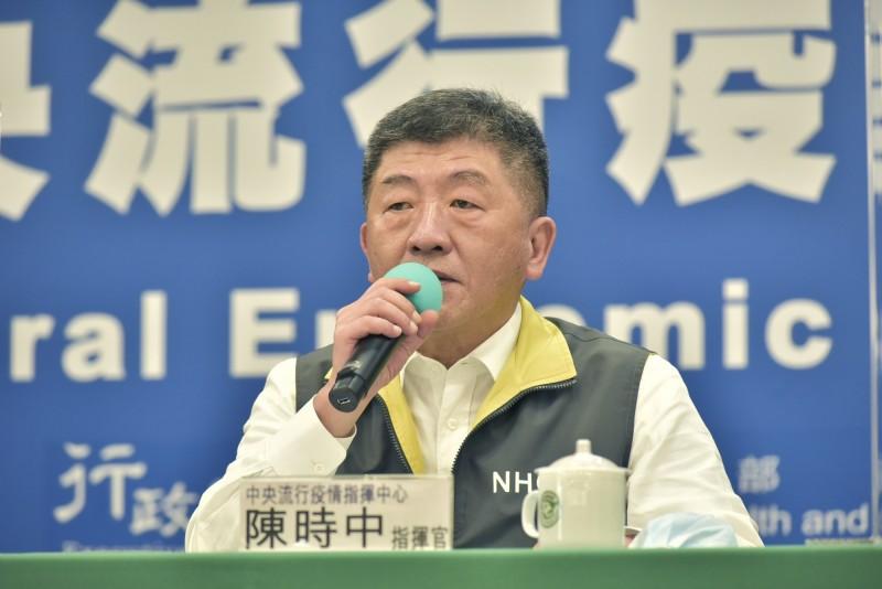 中央流行疫情指揮中心今天宣布,武漢肺炎沒有新增病例,也是連續第54天沒有本土病例。(指揮中心提供)