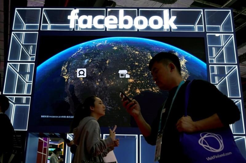 臉書將在下週標註國家官方媒體發文。(路透)