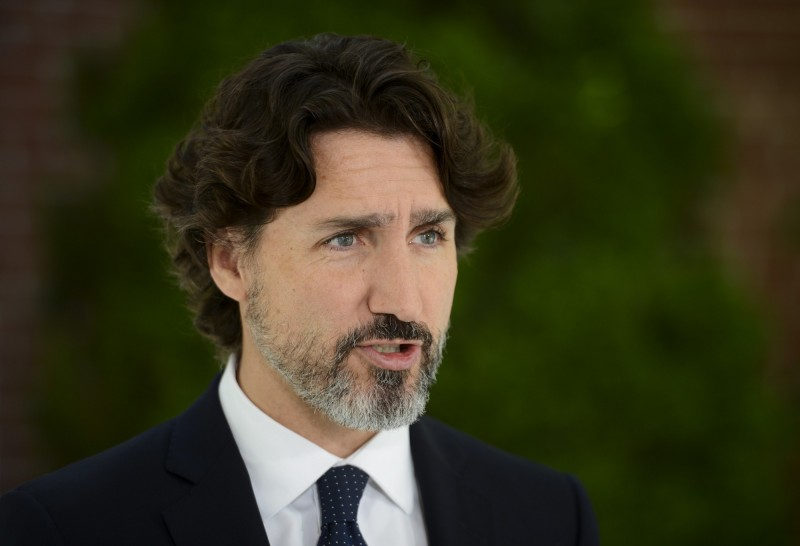 加拿大也傳警方執法過當事件,加拿大總理杜魯道呼籲,停止對原住民、有色人種的歧視。