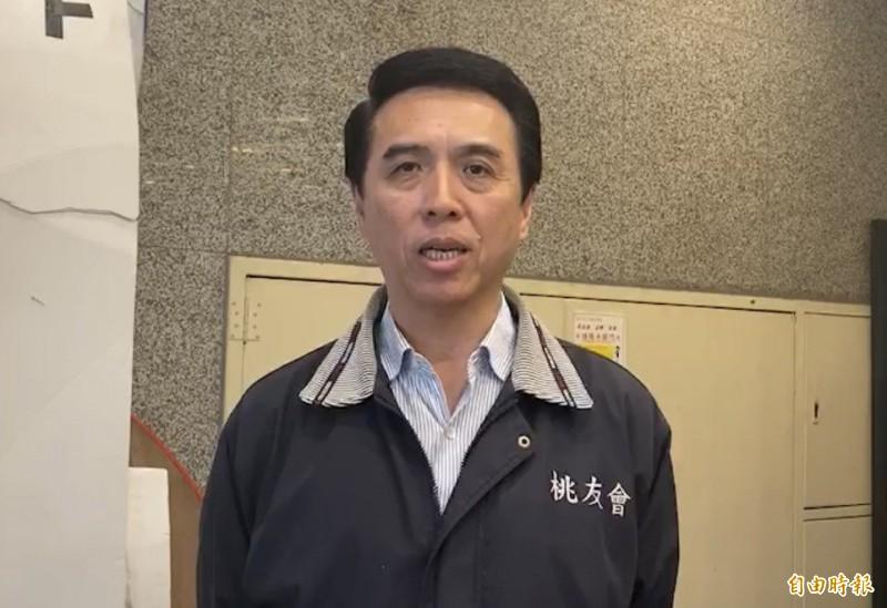 前國民黨立委陳學聖今則在臉書表示,罷免民進黨桃園市議員王浩宇不會是「藍綠對決」,討厭王浩宇的,不是只有國民黨。(資料照)