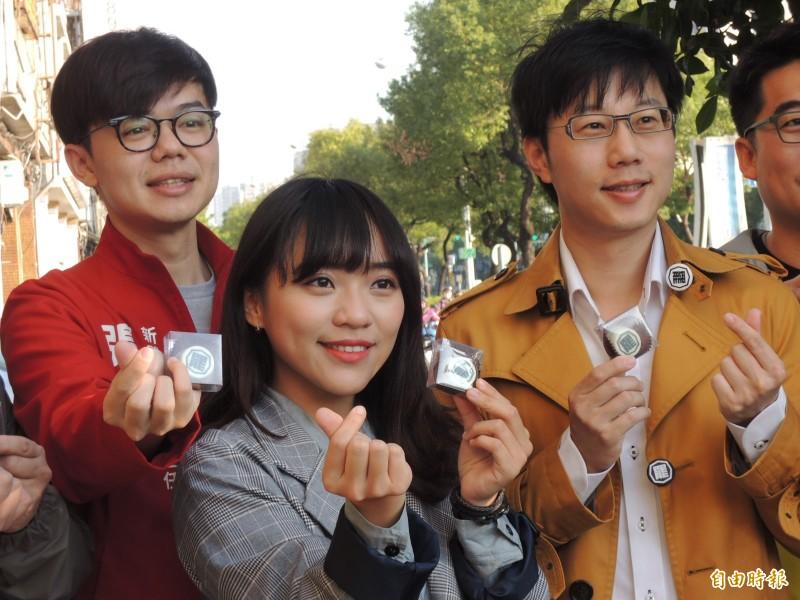 高雄市長韓國瑜罷免案通過,引發部分支持者不滿揚言發起報復性罷免,高雄市議員黃捷首當其衝,成為第一目標。(資料照)