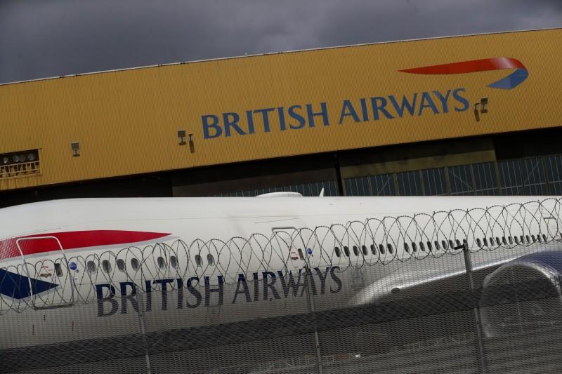 英國航空將從其大量收藏的藝術品中,挑出至少10件拍賣,以籌集數百萬英鎊的資金。(彭博)