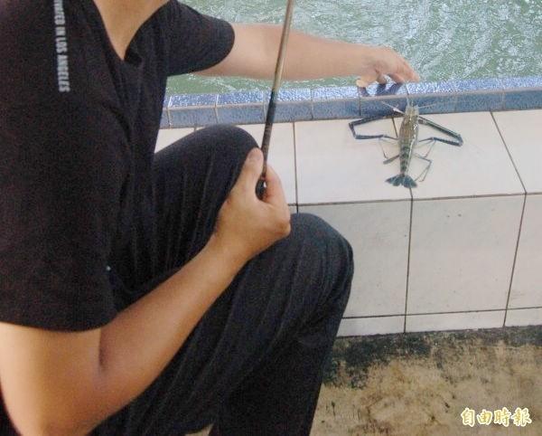 高雄有酒客在釣蝦場起衝突後開槍射爆友人眼球。示意圖(資料照)