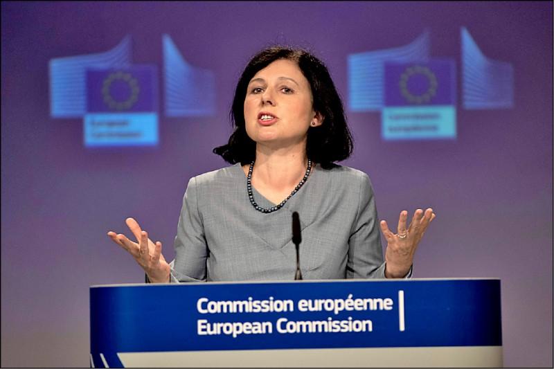歐盟控中散布疫情假消息 破壞民主