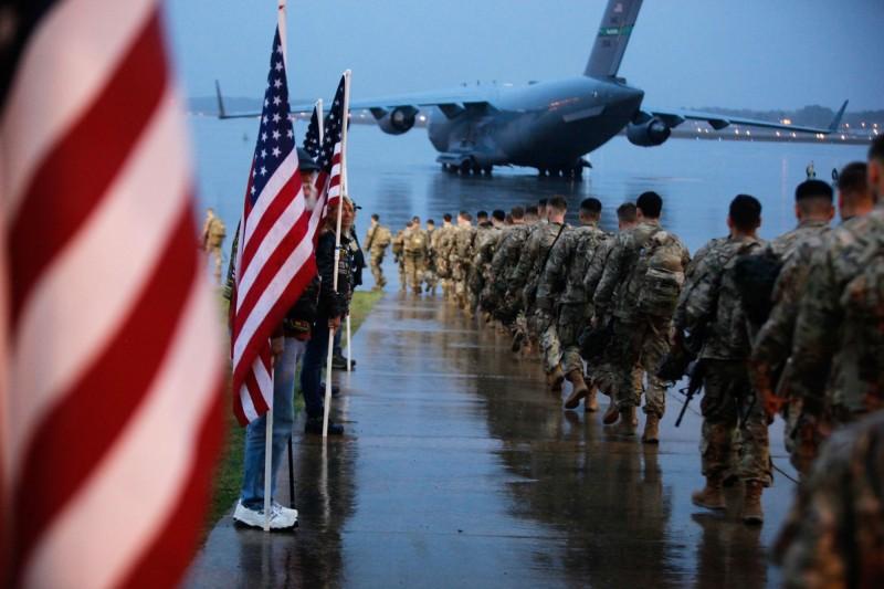 美國聯邦參議院軍事委員會10日通過「2021財政年度國防授權法」,總金額約新台幣21兆9685億元,包含「太平洋威懾倡議」,保障美國在印太地區的利益。(法新社)