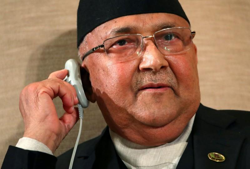 尼泊爾總理奧利(K. P. Sharma Oli)要求尼泊爾眾議院今(13)天加開,通過了利普列赫(Lipulekh)、卡拉帕尼(Kalapani)和林皮亞得拉(Limpiyadhura)領土納入及修改國徽等修憲案。(路透)