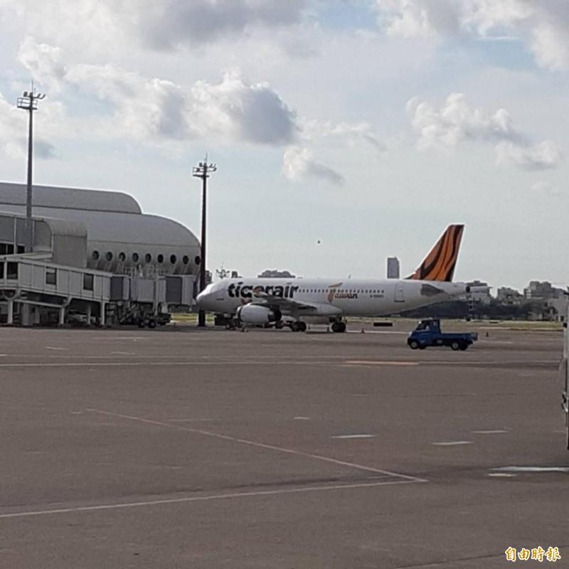 澎湖觀光旅遊爆棚,虎航也將加入澎湖天空。(記者劉禹慶攝)