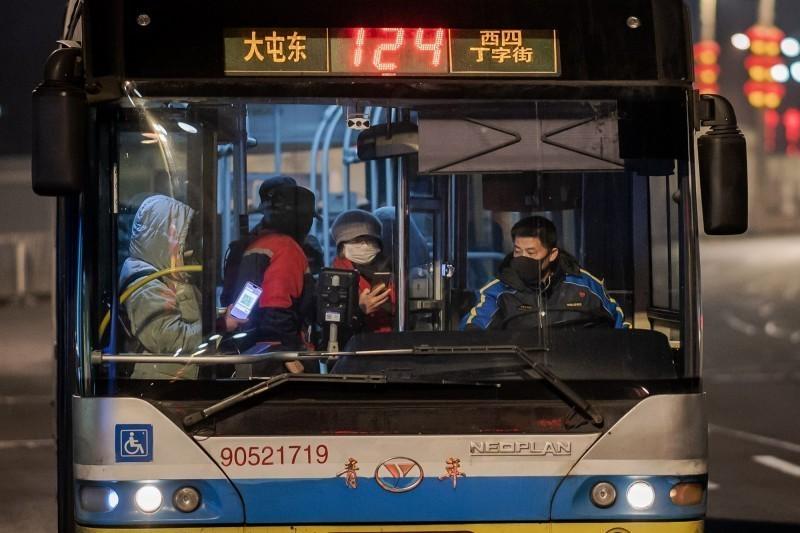 北京再次進入「疫情防控戰時狀態」。北京市委今日宣布,從明(19)日起,省際客運班線全部停運。客運示意圖。(法新社)