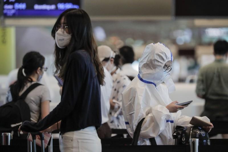 中國天津爆發不明感染源本土疫情。(歐新社資料照)