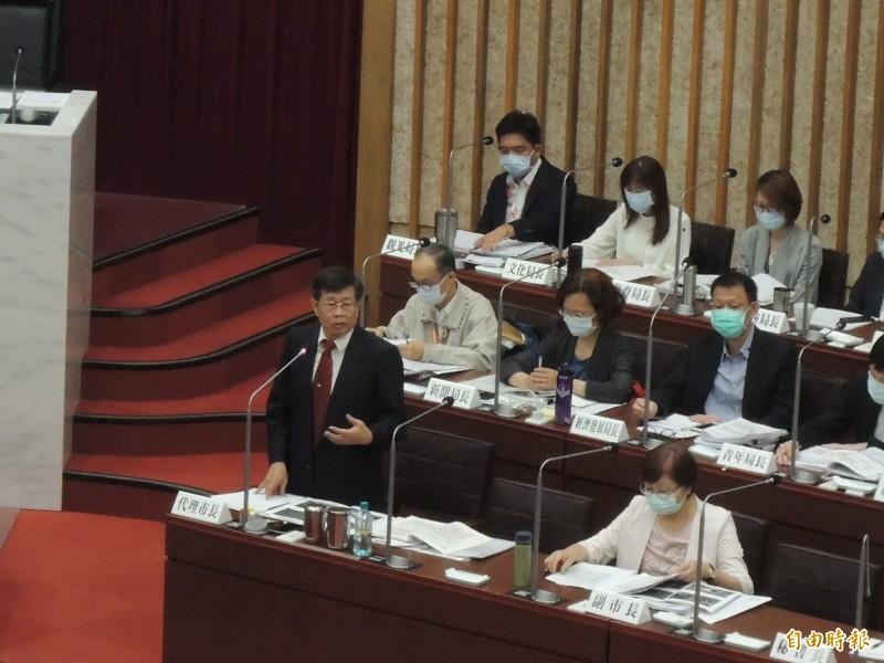 楊明州:台灣人民會還陳菊公道