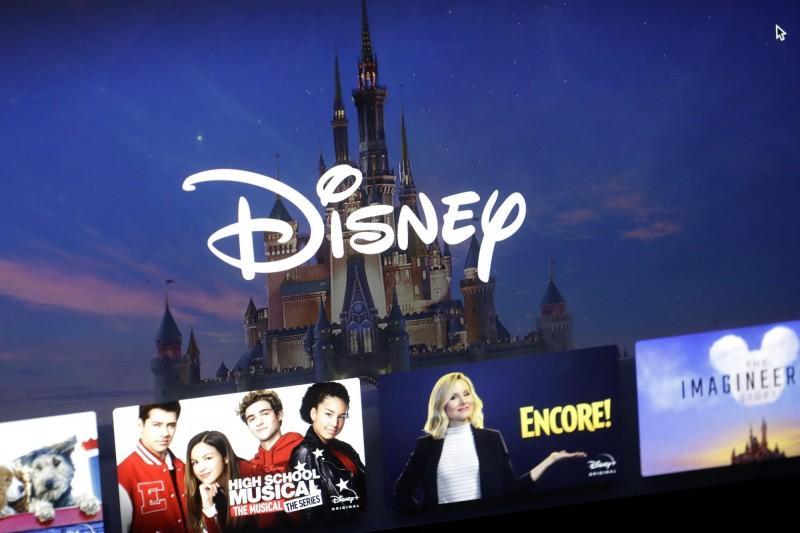 華特迪士尼影業集團宣布串流影音服務迪士尼+不再提供7天試用期。(美聯社)
