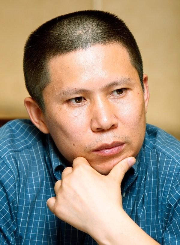 中國公民運動倡議者許志永傳在廣州被捕。(取自網路)