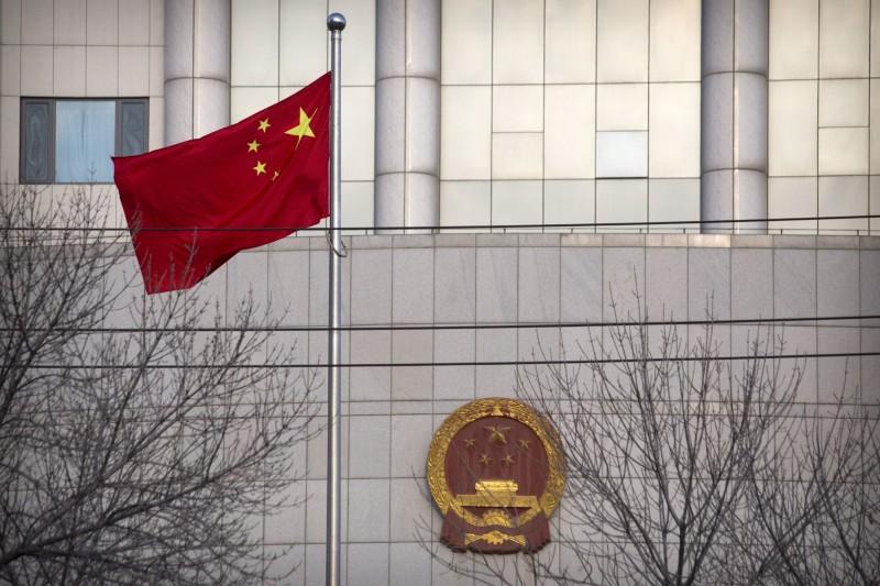 中國近期大肆抓捕維權人士。(美聯社)