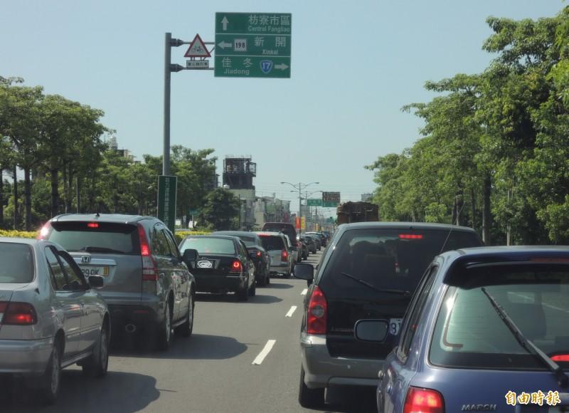 解封後4天端午連假 屏警估恆春、墾丁逾10萬車次 - 生活 - 自由時報