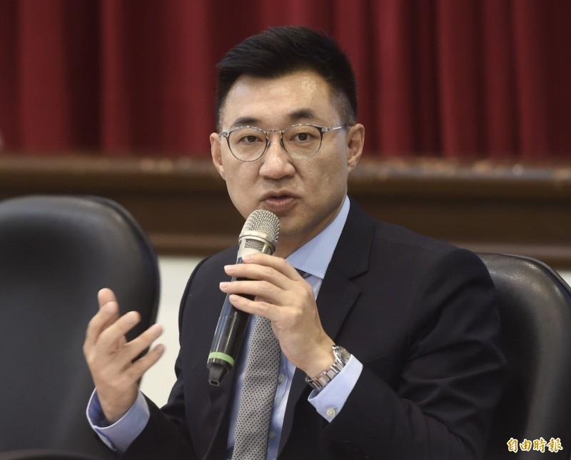國民黨主席、改革委員會總召集人江啟臣。(資料照)