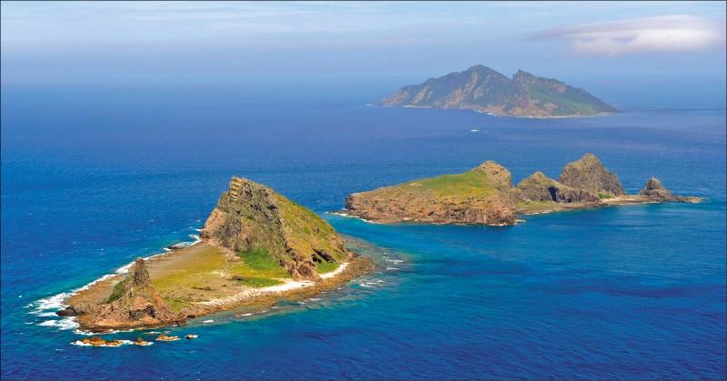 學者分析,中國宣稱釣魚台為中國領土時,也正同時宣稱台灣為中國領土。(美聯社檔案照)