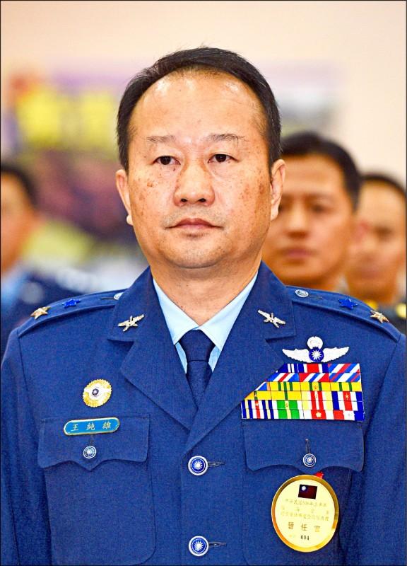 中共軍機昨天再度短暫飛入我國西南空域,空軍政戰主任王純雄中將表示,空軍採標準作業程序,廣播驅離。(資料照)