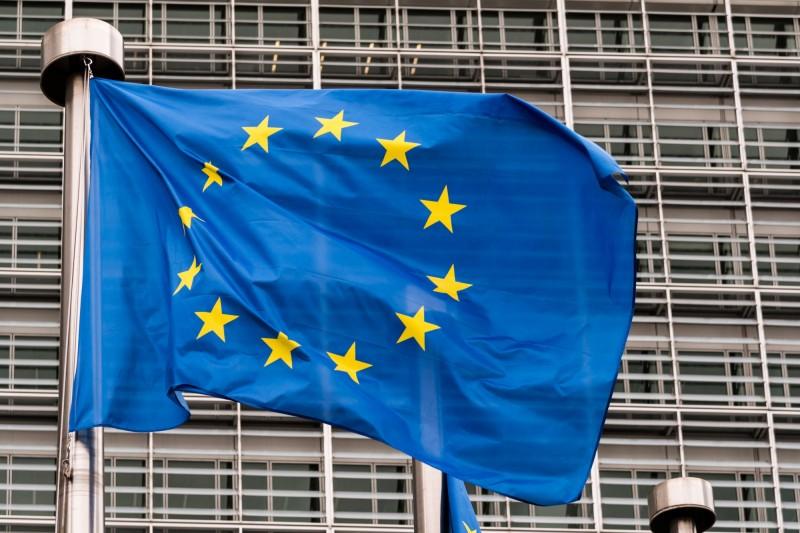 歐盟將在7月1日重開邊境,首波將開放18國旅客入境,名單中未見台灣。(彭博)