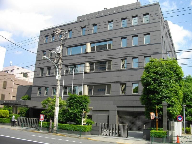 圖為日本醫師會東京總部。(取自維基百科,Abasaa所攝作品)