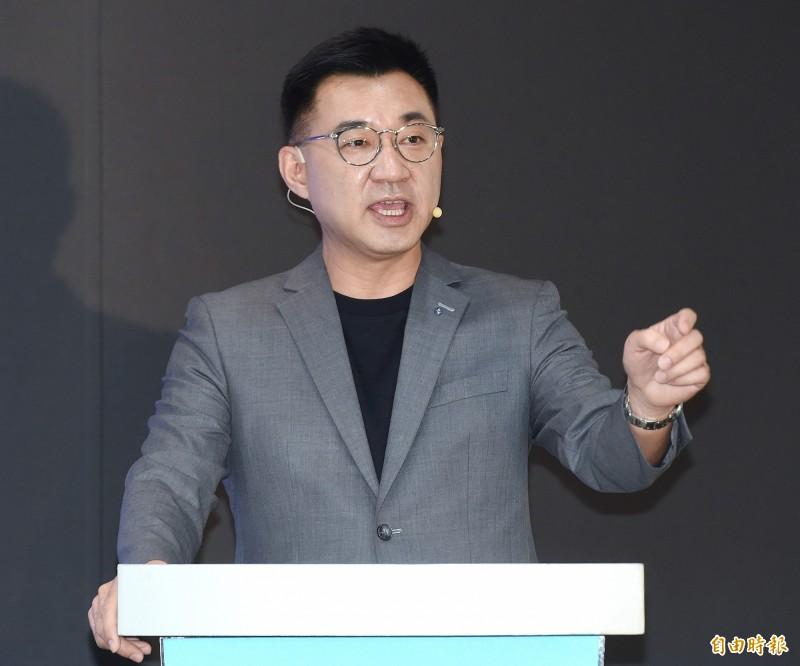國民黨9月6日將召開全代會通過改革方案,黨主席江啟臣將自7月5日起先前往各縣市巡迴說明。(資料照)