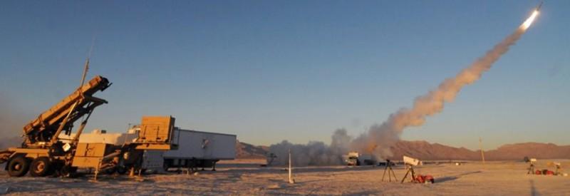 美國陸軍25日測試「愛國者三型分段強化構形(PAC-3 MSE)」防空飛彈,成功偵測並攔截戰術彈道飛彈。圖為PAC-3 MSE防空飛彈。(擷取自洛克希德馬丁官網)