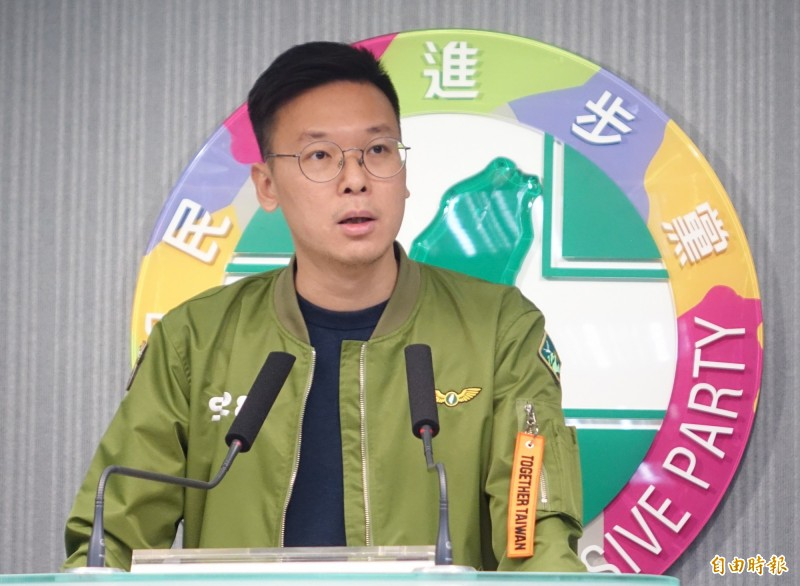 林飛帆表示:「40年前,國民黨起訴陳菊唯一死刑;40年後,國民黨繼續羞辱、杯葛她。」(資料照)