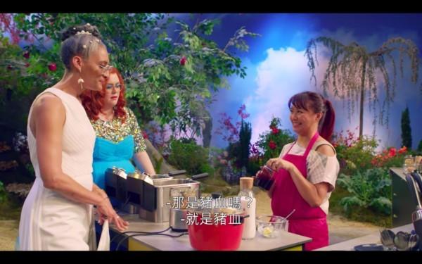 台裔廚師蒂芬妮決定將參賽作品融入台灣飲食文化。(圖擷取自_Netflix)