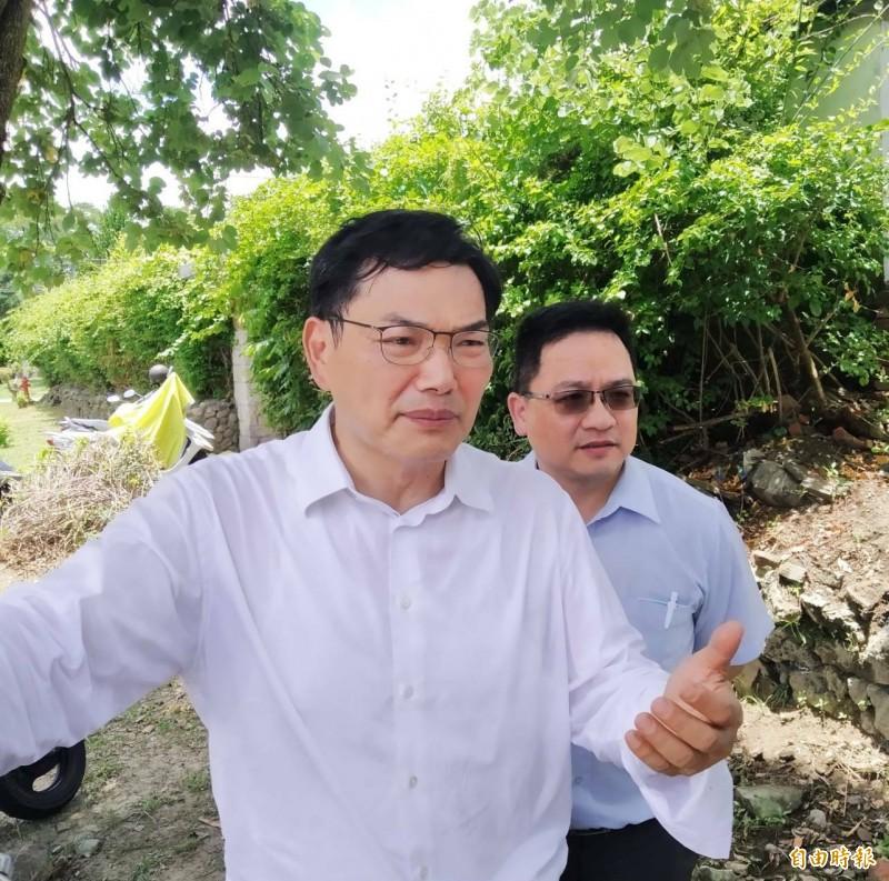 陳菊監察院長提名案 吳益政:不要把陳菊當工具用