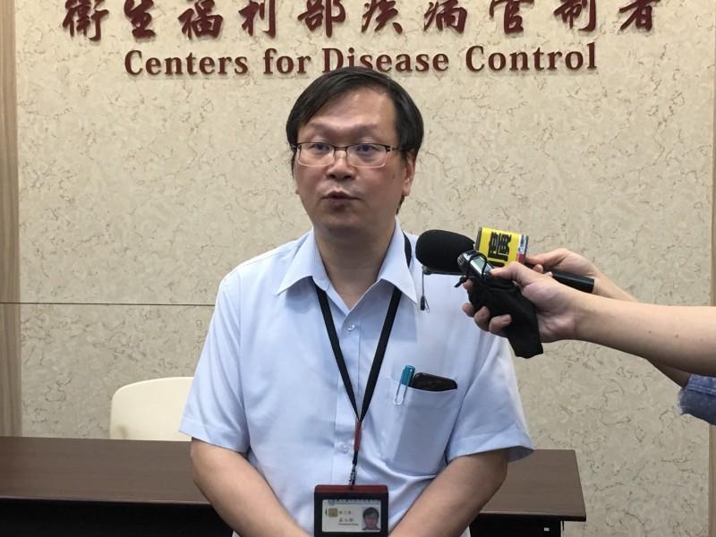 指揮中心發言人莊人祥表示,目前預計口罩徵用期限要到12月底。(資料照)