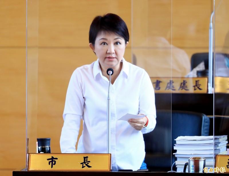 市政期中考 盧秀燕:還有很大努力跟進步空間
