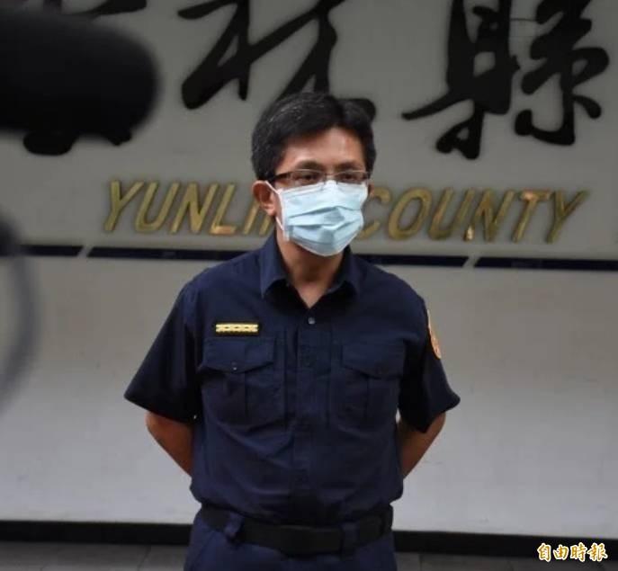 派出所前大亂鬥! 斗六警分局長由基隆第三分局長江慶斌接任