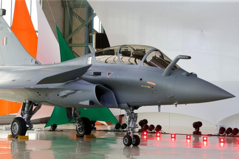 軍情動態》確定了!強化抗中 首批「飆風」戰機7/27飛抵印度基地