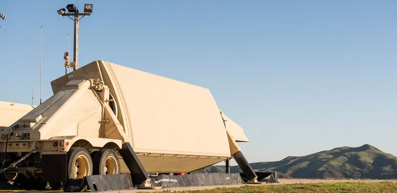 美國軍火商雷神近日再獲美國國防部23億美元合約(約為新台幣682.7億元),將向美軍提供7套AN/TPY-2機動長程空情觀測雷達,圖為AN/TPY-2。(擷取自美國雷神公司官網)