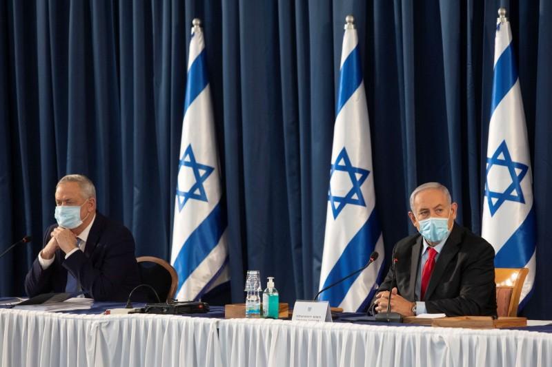 以色列預定明日開始西岸兼併計畫,內閣政府卻傳意見分歧。(路透)