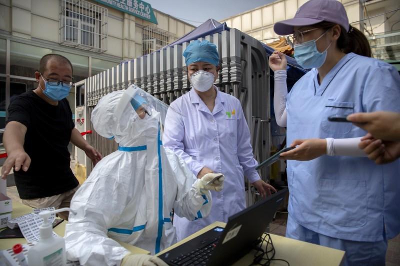 武漢肺炎》北京疫情未歇 上海又現本土病例