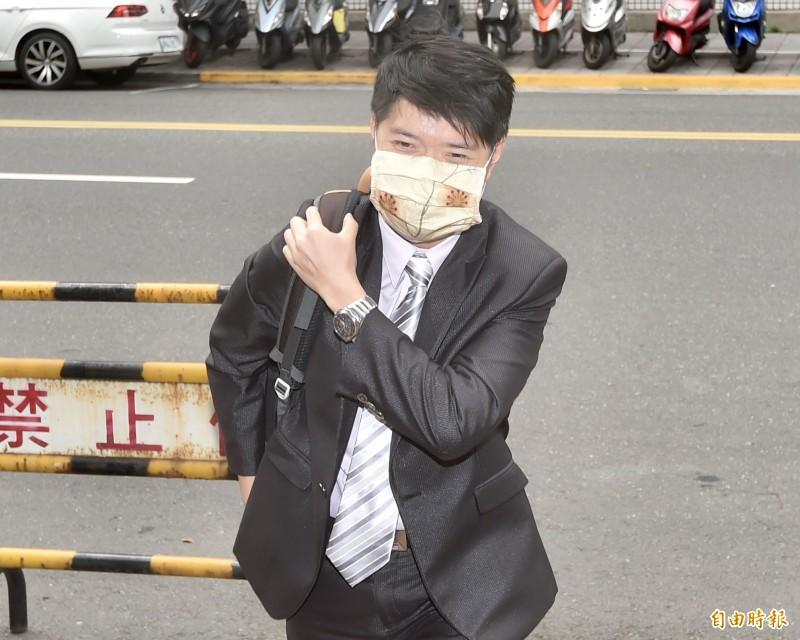 陳隆翔在第一時間發表簡短聲明:判決結果證明,監委有偏頗政治立場,「我是被誣陷的」。(資料照)