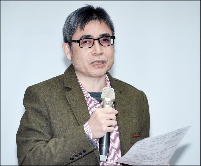 中研院社會學研究所研究員吳介民。(資料照)