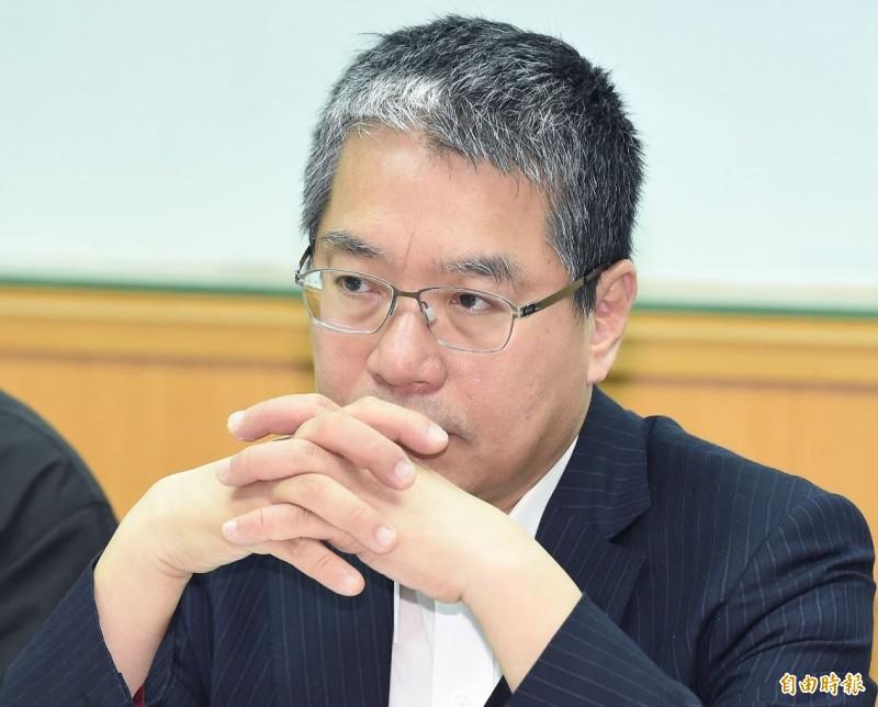 兩岸交流遠景基金會執行長賴怡忠(見圖)表示,各國應對中國侵蝕香港之作為,「關鍵是要讓中國知道一定會有後果」,包含國際結盟聯合對中國進行多邊制裁。(資料照)