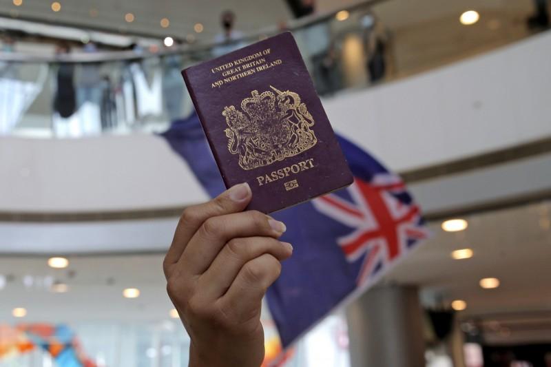 英國政府更新香港旅行建議,提醒民眾赴港遭拘留風險增加(美聯社)