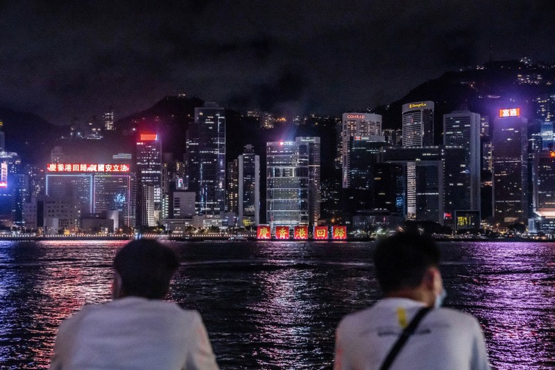 制裁中國! 美眾院一致通過「香港自治法案」