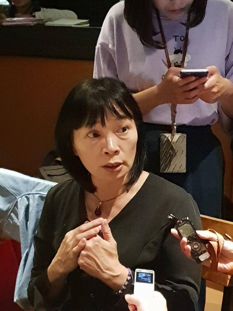 促轉會主委楊翠表示,促轉會將擴大舉行社會對話展。(資料照)