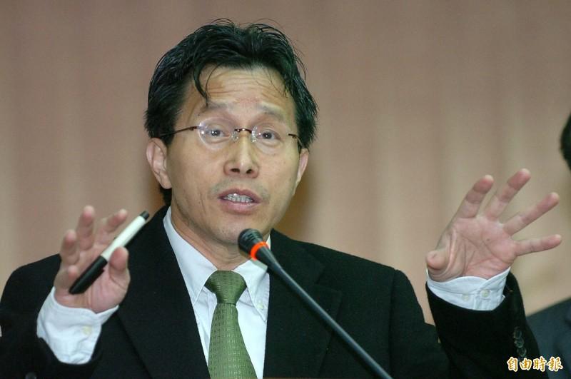 謝志偉接受外媒專訪,點明在香港之後,中國下一個要對付的就是台灣。(資料照)