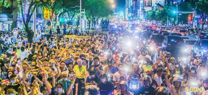 民調:台灣人認同感67%創歷年新高