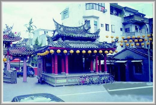 北台灣最美老戲台要回來了  協天廟重建戲台預計兩年完成 - 生活 - 自