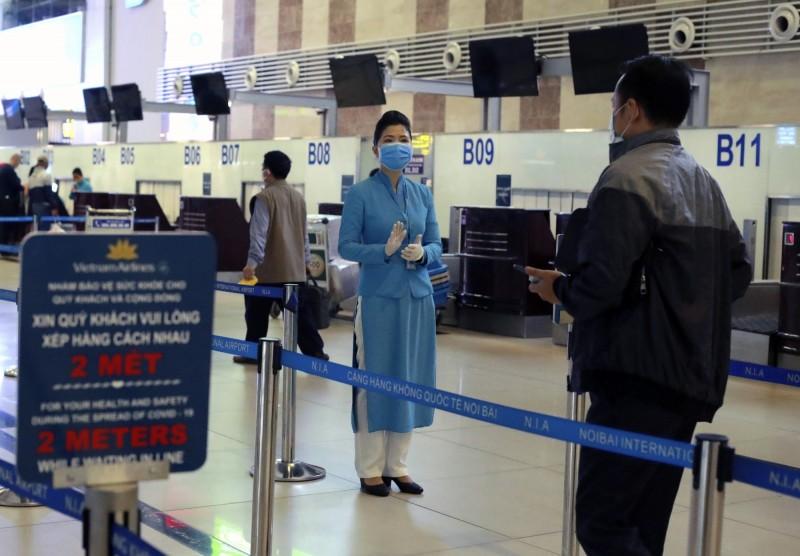 外傳越南考慮對連續30天沒有社區感染病例的國家與地區重啟國際航線,包含日本、台灣、中國等國皆入列。外交表示,將與越方相關單位密切聯繫,持續關注相關進展。(美聯社資料照)