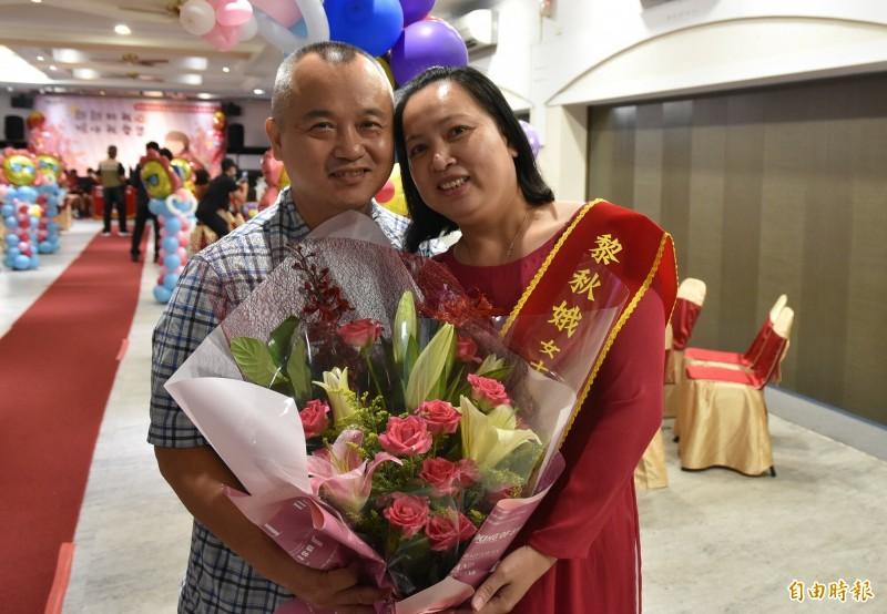 雲縣表揚32模範新住民母親 台灣婆婆也大讚 - 生活 - 自由時報電子報
