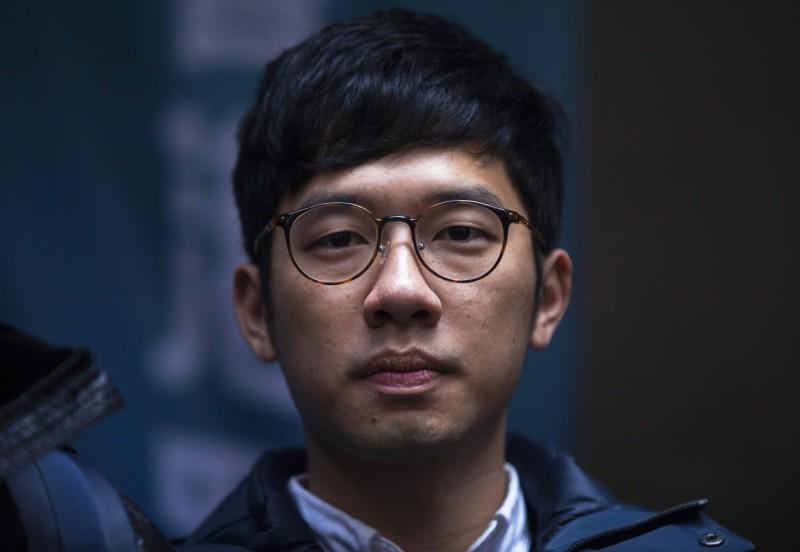 羅冠聰指出,港版國安法的條文內容刻意模糊,目的是中共要扼殺政治異議者,如今的香港已進入黑暗時期,希望國際社會能遏制中國的擴張主義,否則台灣可能是下個目標。(歐新社)