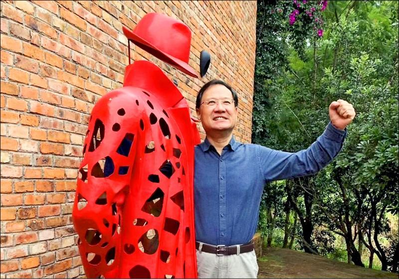 北京清華大學法學教授許章潤經常為文批評中國政府錯誤,六日被以「嫖妓」為由逮捕。(取自網路)