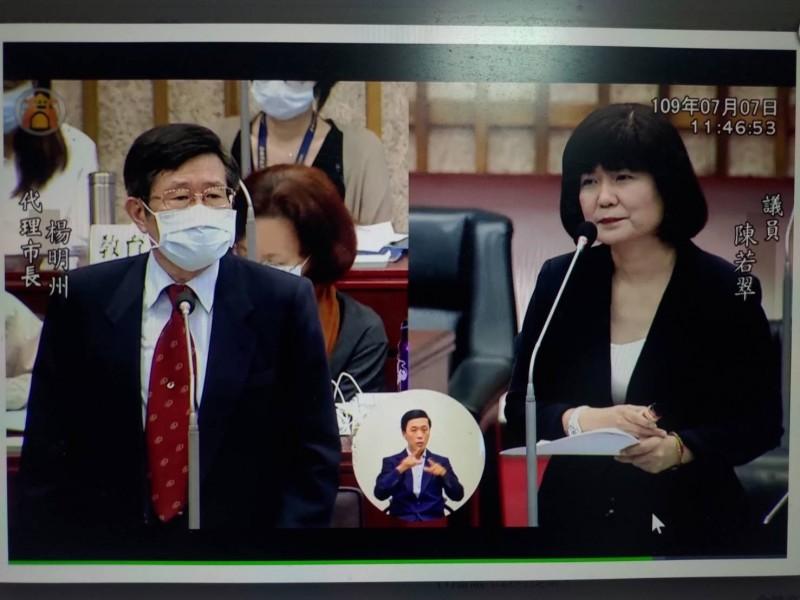氣爆案 楊明州:吳敦義時代埋設的管線