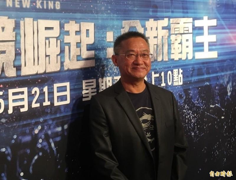 微星科技總經理江勝昌(見圖)驚傳今日下午在公司大樓墜樓身亡。(資料照,記者陳柔蓁攝)